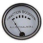 Fully Functioning Traction Booster Gauge