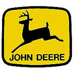 2 Legged Leaping Deer Decal - Vinyl Cut