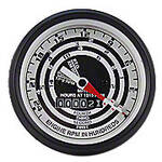 4 Speed Tachometer / Proofmeter with OEM style needle