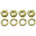 Manifold Nut and Washer Kit for intake and exhaust manifold