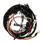 Restoration Quality Wiring Harness for Tractors Using 1 Wire Alternator