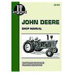 John Deere Shop Manual, I&T Shop Manual Collection