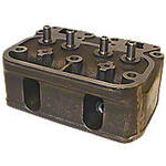 Cylinder Head with Seats and Valve Guides fits JD M, 40, 320, 330