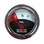 Fuel Gauge (12 Volt positive ground only)