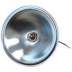 "Reflector For 5-3/4"" Front Light Complete With Pigtail & 12 Volt Bulb"