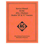 Service Manual Reprint: AC B, C