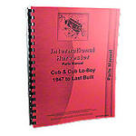 International Cub & Lo Boy Parts Manual