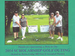 2014 Scholarship Golf Outing - Antique Tractor Blog