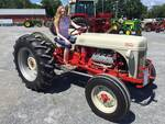Muscle Up Your Classic Ford Tractor - Antique Tractor Blog