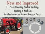 Steering Sector Kit - Antique Tractor Blog