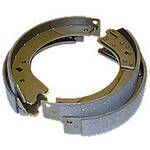 Bonded Brake Shoe Set