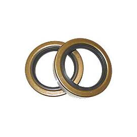 Rear Axle Shaft Outer Oil Seal Pair