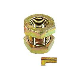 Wheel Clamp Lock Nut
