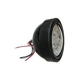 12-Volt LED Flood Light Assembly W/ Rear Mounting Post