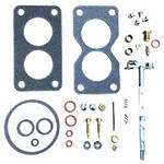 Basic Dual Induction Carburetor Repair Kit (Marvel Schebler)