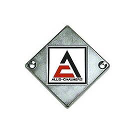 Steering Wheel Emblem With Decal  ---  Front Emblem