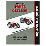 Master Parts Catalog, 1939-1953 (9N - Jubilee)
