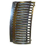 Front Grille with Screen  ---  Pair