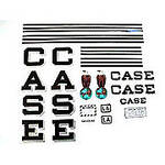 Case LA: Mylar Decal Set