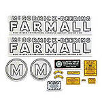 MC D M 1939-44: Mylar Decal Set