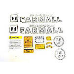IH H 1945-53: Mylar Decal Set