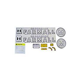 IH M 1945-52: Mylar Decal Set