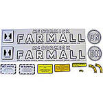 IH BN 1945-52: Mylar Decal Set