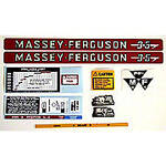 MF 35: Complete Mylar Decal Set