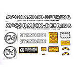 MC D W4 1939-44: Mylar Decal Set