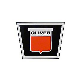 Oliver Keystone Decal, 3""