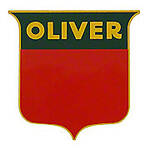 Oliver Shield Decal, 3""