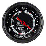 5 Speed Tachometer / Proofmeter with OEM style needle
