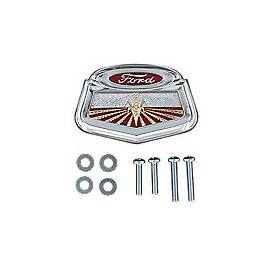 Emblem  Steering Wheel Center Or Front Grill