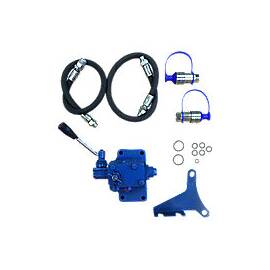 Single Spool Double Acting Hydraulic Remote Valve Kit