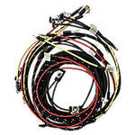 Restoration Quality Wiring Harness, for 1 Wire Alternator