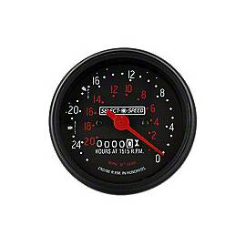 Select-O-Speed Tachometer / Proofmeter