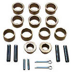 seat bushing and pin kit