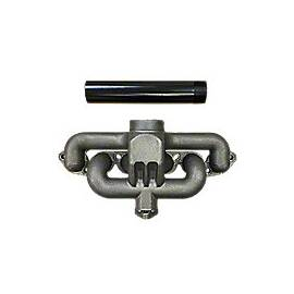 Intake & Exhaust Manifold With Pipe