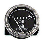 Oil Pressure Gauge (0-45 PSI) - Dash mounted