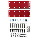 Farmall Fender Extension Kit Fits Many Models Including H, M, 300, 400, & More!