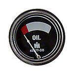Oil Pressure Gauge (0-75 PSI) - Engine mounted