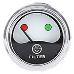 Air Cleaner Change Indicator Gauge