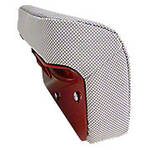 Silver Arm Rest Cushion