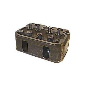 Bare Cylinder Head with seats and valve guides for JD Dubuque models