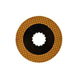 PTO Clutch Plate (with facing) -- Fits JD 50, 60, 520, 620 and more!