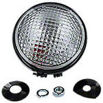 12 Volt Rear Combo Red Dot Lamp Assembly (Without Switch)