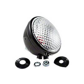 6 Volt Rear Combo Red Dot Lamp Assembly (Without Switch)