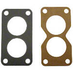 Carburetor Gasket Kit (end gaskets fit JD dual induction carburetors)