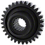 540 rpm PTO Drive Gear -- fits many JD New Generation models, including 3020 and 4020