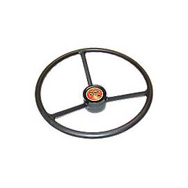 Steering Wheel With Plastic Cap